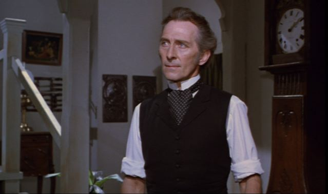 peter cushing wife