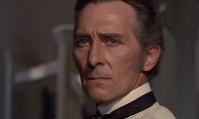 PETER CUSHING: THE 1986 INTERVIEW