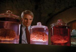 The Man With Two Brains (1983)