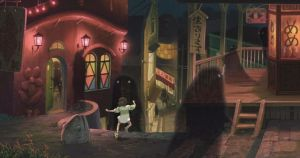 Sen to Chihiro no kamikakushi  (aka Spirited Away) (2001)