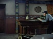 Just look at that saloon decor.