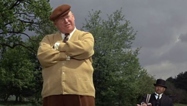 Best villain: Auric Goldfinger. He cheats at cards and golf.