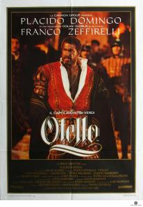 Otello (1986) [Italy poster]