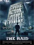 The Raid poster 2