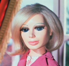 Lady Penelope from the 'Thunderbirds'.