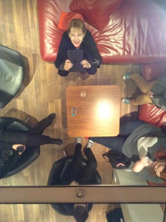 Evil Selfie, BFI Southbank Green Room.