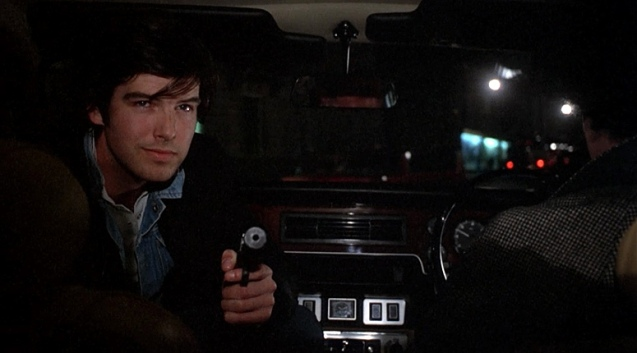 Brosnan in The Long Good Friday (1980)