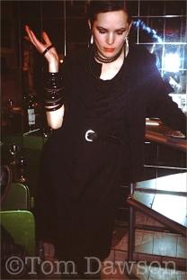 Me, chanelling Nancy Cunard.