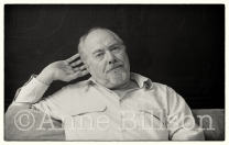 Robert Altman, film-maker. New York, 1987.
