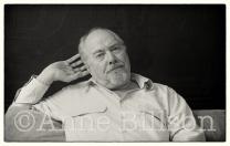 Robert Altman, film-maker. New York, 1987.