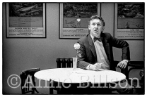 David Rudland, restaurateur. London, 1983.