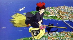 Majo no takkyûbin (aka Kiki's Delivery Service) (1989)