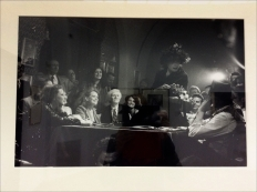 Gemeentemuseum: Last Fatal Supper (1980) (featuring Andy Warhol and Joseph Beuys) by John Studulski