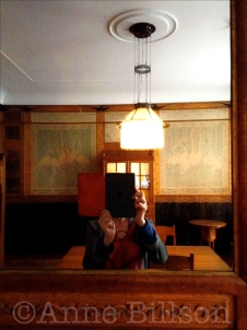 Gemeentemuseum: The Dijsselhof Room (commissioned 1895).