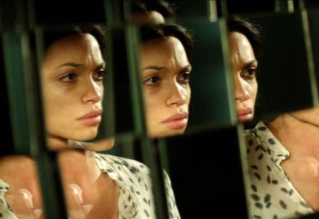 Rosario Dawson in Trance.