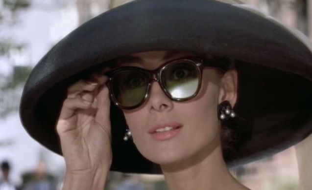 Breakfast at Tiffany's.