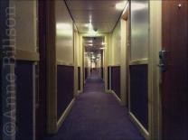 Premier Inn King's Cross.