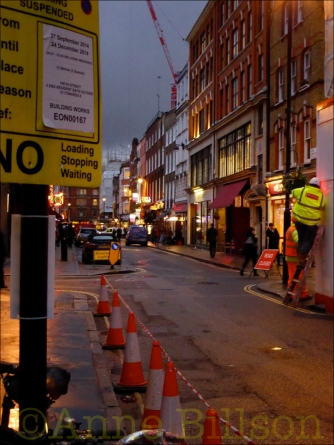Frith Street.