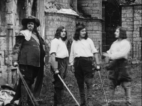 Les trois mousquetaires (1921)
