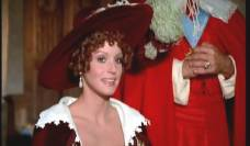 Karin Petersen as Milady in Les quatre Charlots mousquetaires (1974)