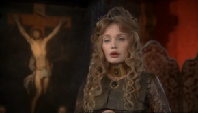 Arielle Dombasle as Milady in Milady (2004)