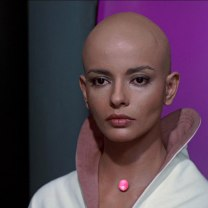Persis Khambatta in Star Trek: The Motion Picture.