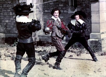 Les trois mousquetaires (1961)