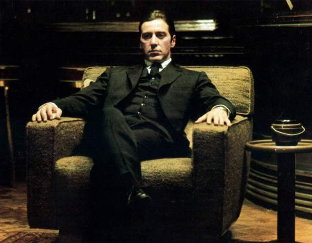 Al Pacino In 'The Godfather: Part II' Woody Allen And Mia Farrow In 'A Midsummer Night's Sex Comedy' '