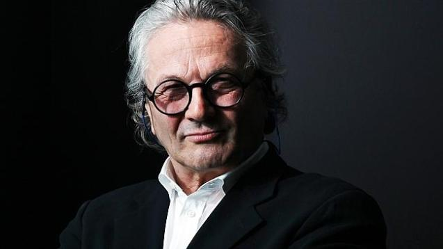 George Miller (photo: Nic Gibson)