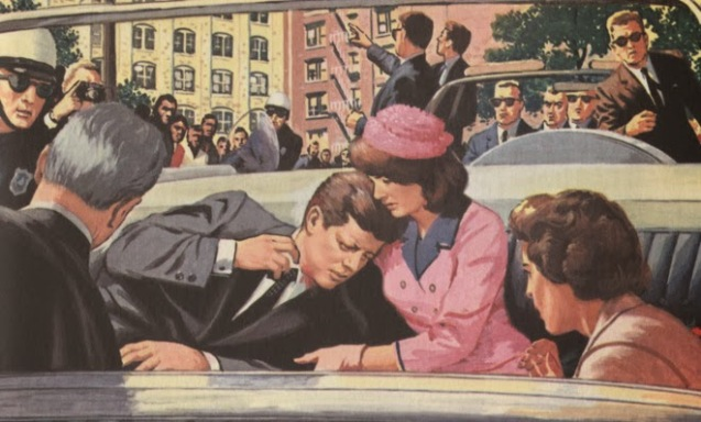 JFK-Assassination-Drawing