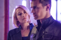 KATE WINSLET and THEO JAMES star in DIVERGENT