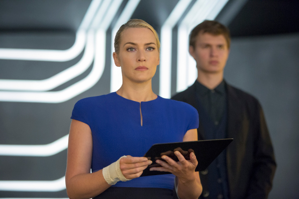 Kate Winslet as Jeanine Matthews in Insurgent (2015)