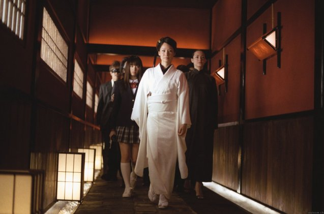 Lucy Liu as O-Ren Ishii in Kill Bill: Vol. 1 (2003)