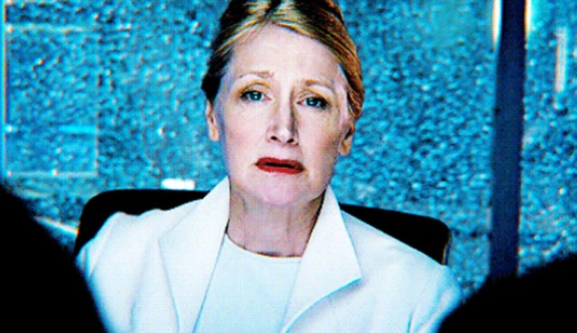 Patricia Clarkson as Ava Paige in The Maze Runner (2014)