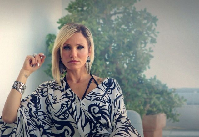 Cameron Diaz as Malkina in The Counsellor (2013)