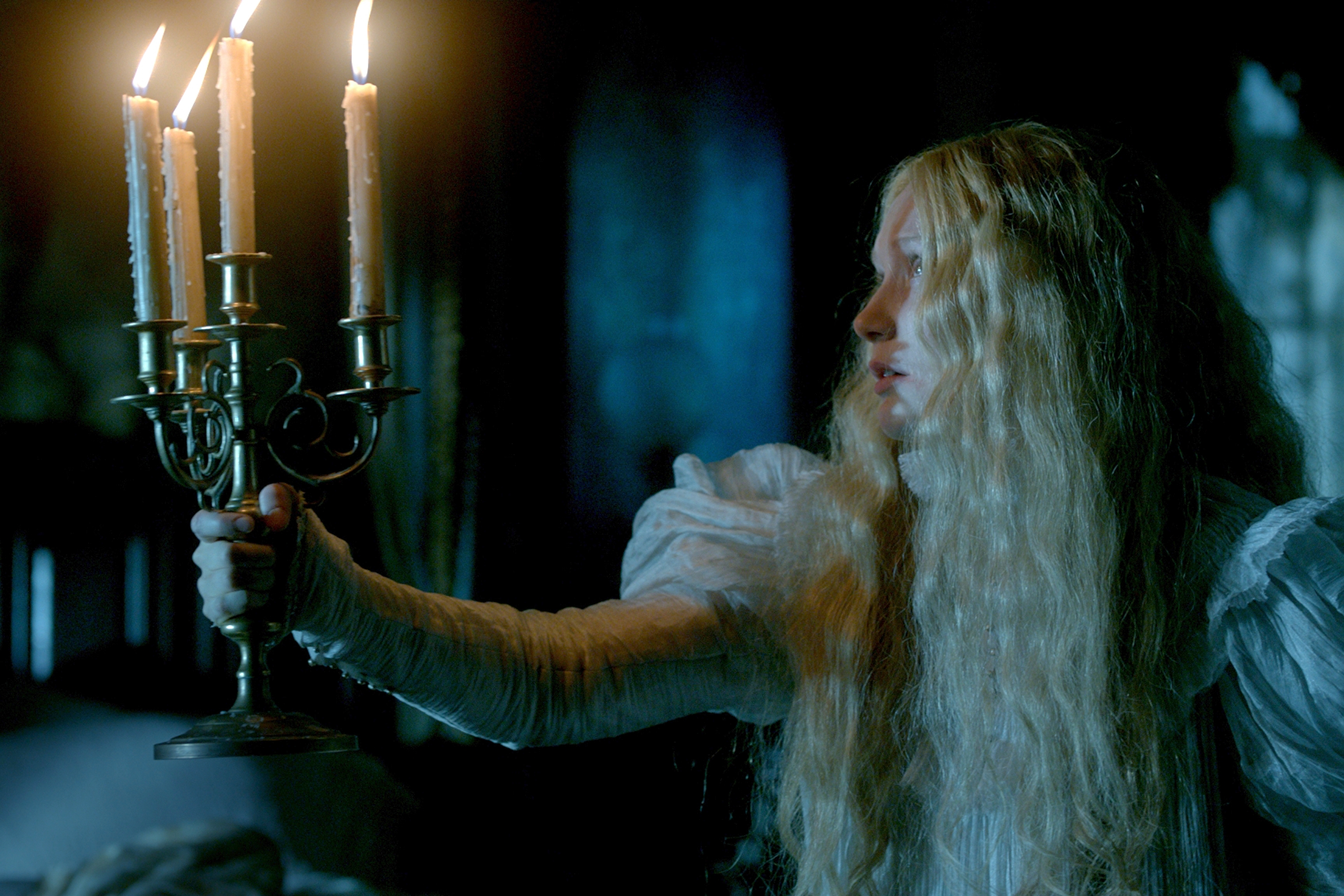 Some Thoughts About Crimson Peak And Alternative Chick