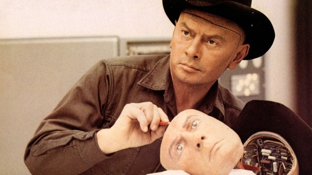 Yul Brynner in Westworld (1973)
