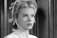 "Quaker wife: Grace Kelly as ""Amy Fowler"" in High Noon (1952)"