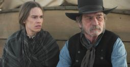 "Hilary Swank as ""Mary Bee Cuddy"" in The Homesman (2014)"