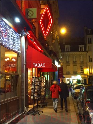 Rue de la Bastille.
