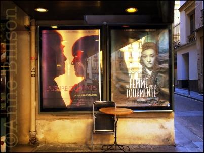 Rue Champollion.