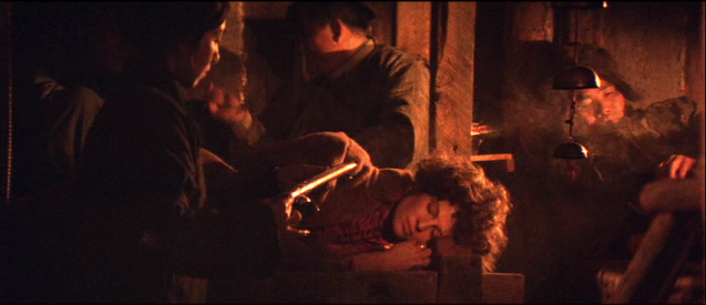 Julie Christie in McCabe and Mrs Miller