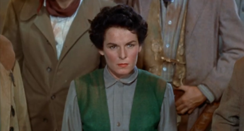 Mercedes McCambridge in Johnny Guitar (