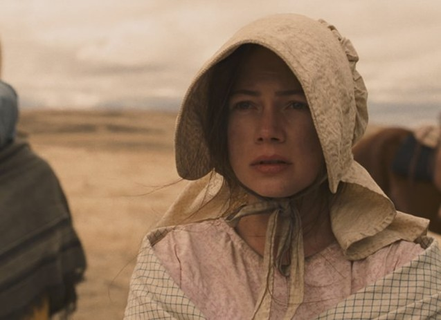 Michelle Williams in Meek's Cutoff (2010)