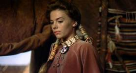 "Gone Native American: Natalie Wood as ""Debbie Edwards"" in The Searchers (1956)"