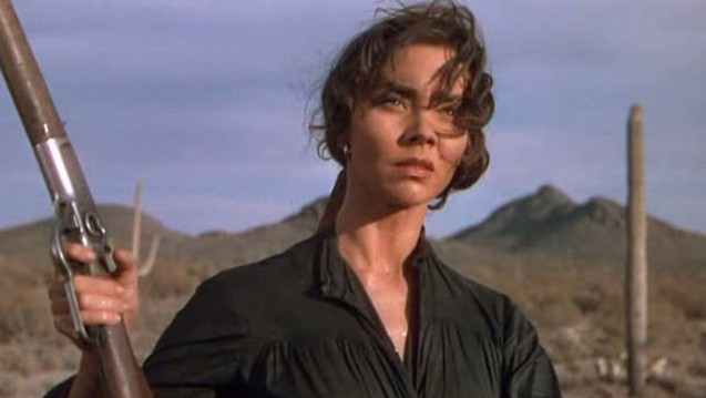 Jennifer Jones in Duel in the Sun (1946)
