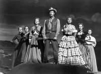 Assorted brides: Westward the Women (1951)