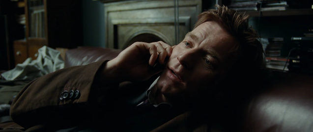 Ewan McGregor in The Ghost (2010)