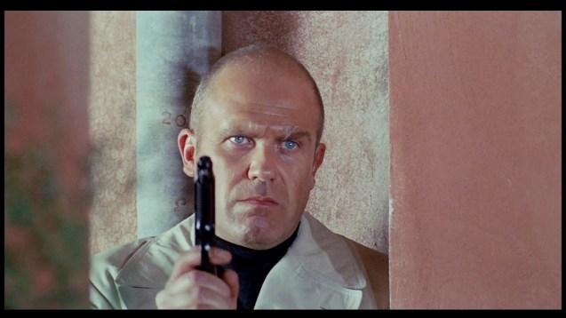 "Gastone Moschin as ""Ugo Piazza"" in Milano Calibro 9 (1972)"