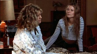 With Meg Ryan in Flesh and Bone (1993)
